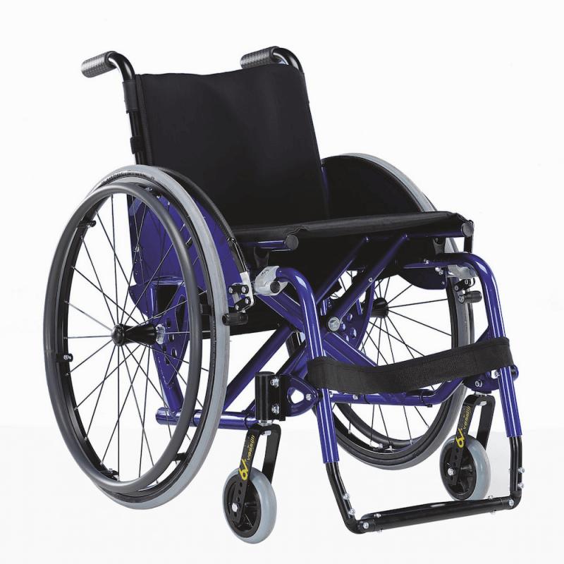 Silla de ruedas manual Activa Compact