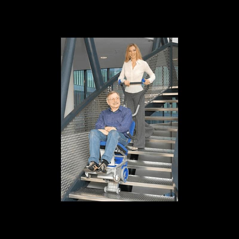 Sube-escaleras con sillita incorporada LIFTKAR1