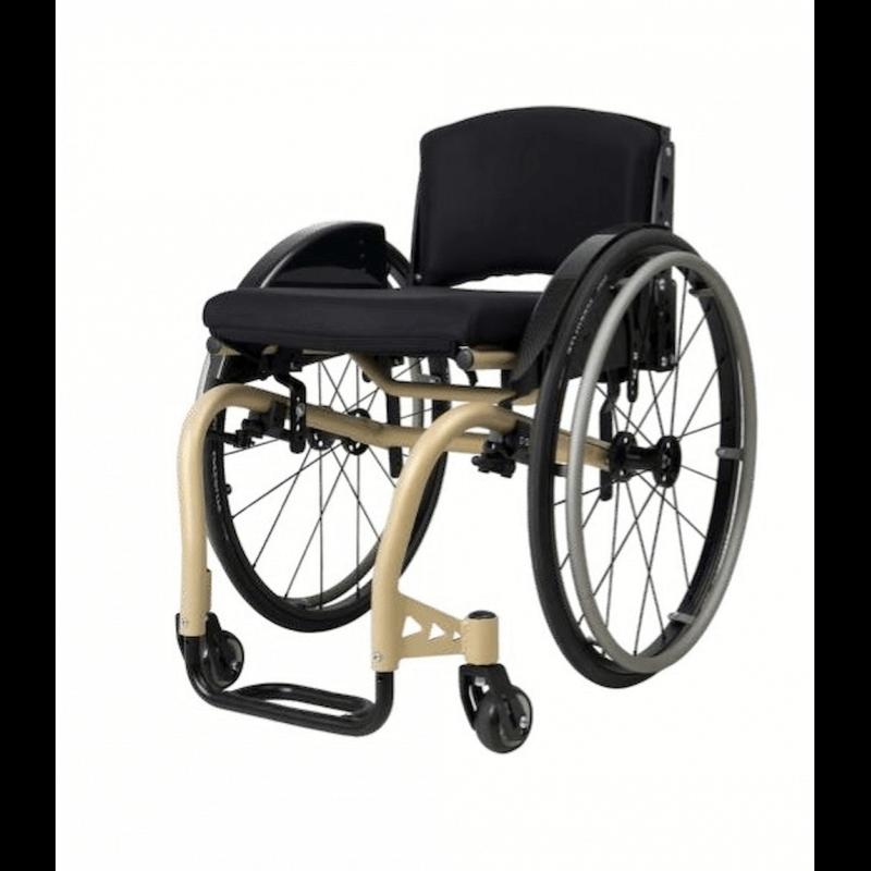 Silla de ruedas manual Activa Siux