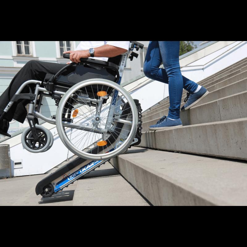 Sube-escaleras eléctrico ORUGA LIFTTANK