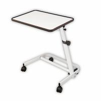 Mesa auxiliar reclinable