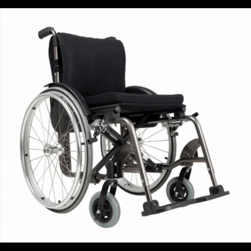 Silla de ruedas manual Activa Invictus