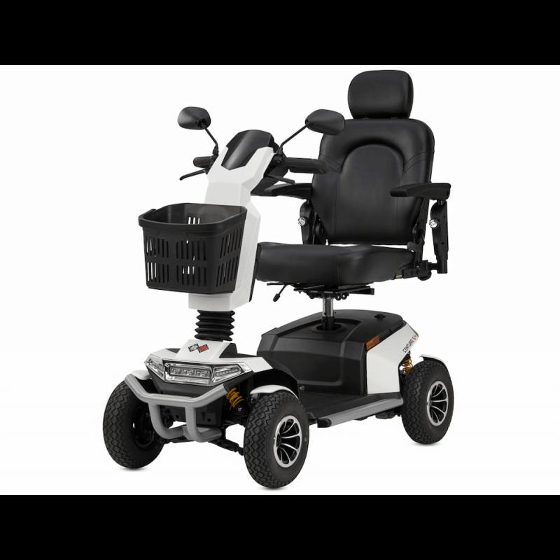 Scooter todoterreno CENTURO S4