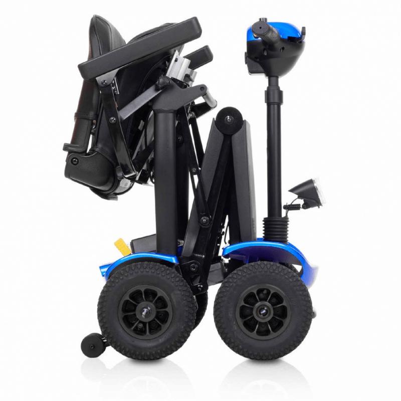 Scooter eléctrico y plegable CERDEÑA