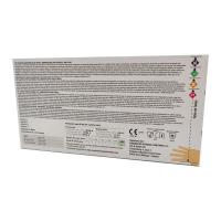 Guantes de nitrilo sin polvo -