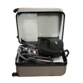 Scooter plegable de aluminio 'Luggie' - Ayudas dinámicas