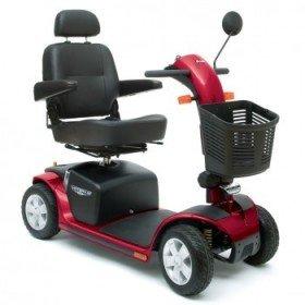 Scooter compacto de gran autonomía 'VICTORY 10 DX' - Ayudas dinámicas