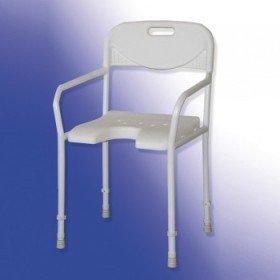 Silla de ducha plegable 'Acuario' - Ayudas dinámicas