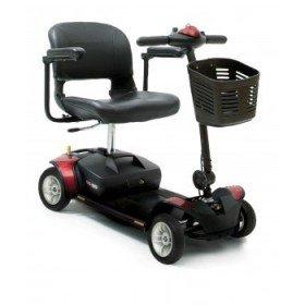 Scooter portátil y desmontable 4 ruedas 'GOGO' - Ayudas dinámicas