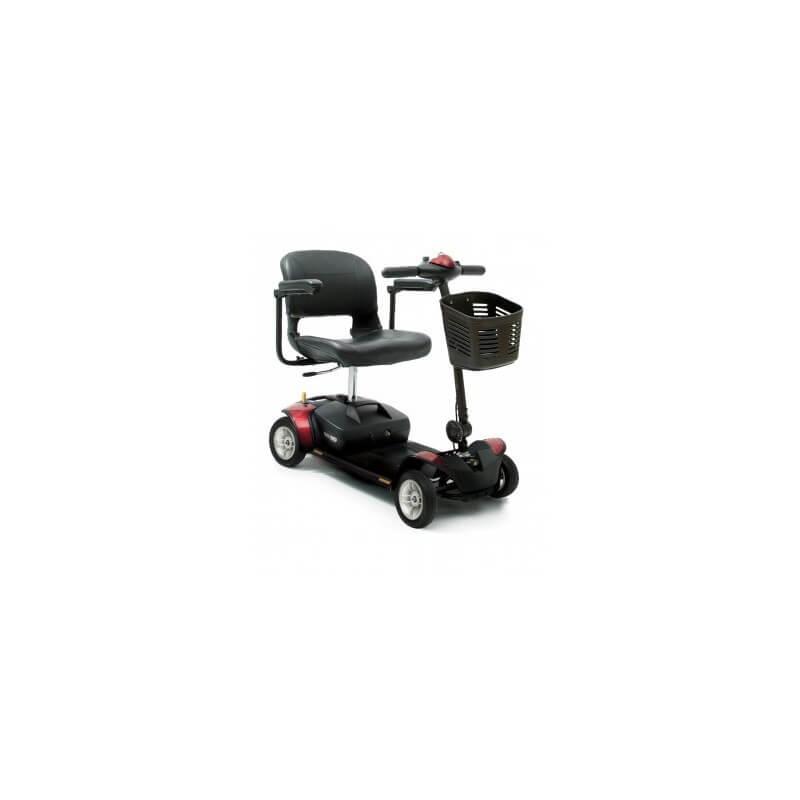 Scooter portátil y desmontable 4 ruedas 'GOGO'