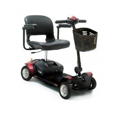 Scooter port til y desmontable 4 ruedas 39 gogo 39 for Portatil desmontable