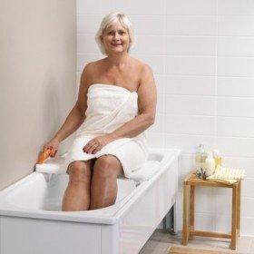Tabla de bañera 'Fresh' - Ayudas dinámicas