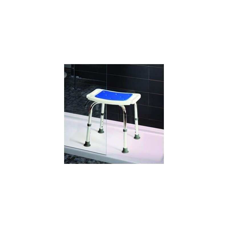 Taburete de aluminio 'Samba Soft - Ayudas dinámicas