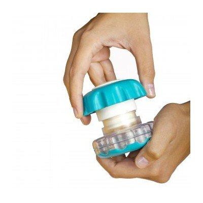 Pastillero triturador de pastillas 'Ergo Grip'