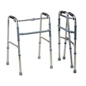 Andador de aluminio plegable - Ortoespaña