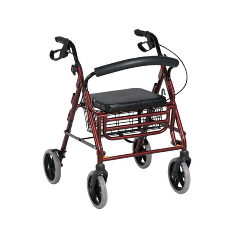 ROLLATOR SILLA ALL-IN-ONE 4 RUEDAS