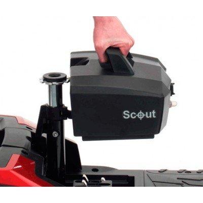 Scooter 3 ruedas Scout