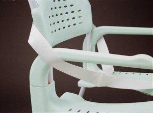 Cinturon seguridad silla clean