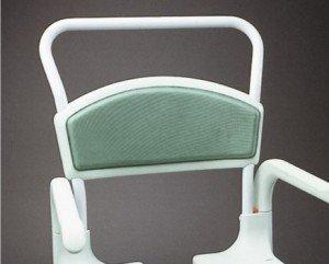 Respaldo blando silla baño clean