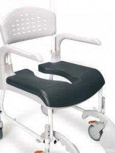 asiento poliuretano silla baño clean