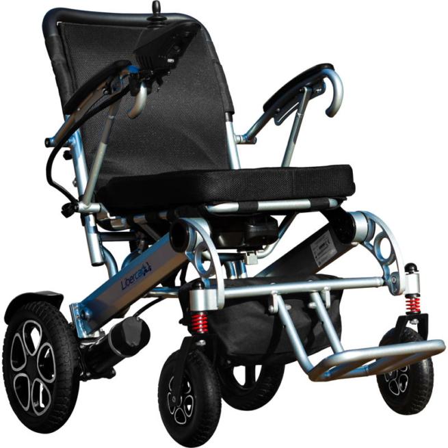 Las mejores sillas de ruedas electricas