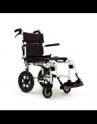 Sillas de ruedas de traslado y transporte