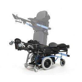 Sillas de ruedas eléctricas bipedestadoras - ortopedia