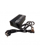 Cargadores de baterías para scooters eléctricas