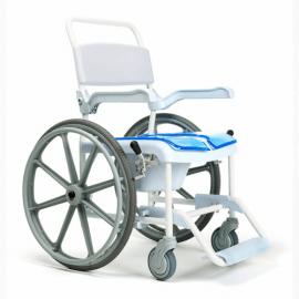SILLAS DE DUCHA AUTOPROPULSABLES - ortopedia