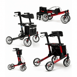 Andadores plegables - ortopedia