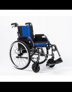 Sillas de ruedas de aluminio ortoespa a ortopedia de confianza - Sillas de ruedas de aluminio plegables ...