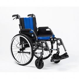 Sillas de ruedas plegables de aluminio - ortopedia