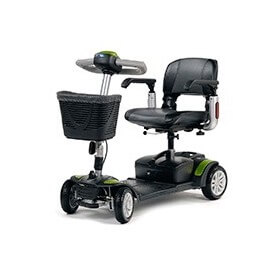 Scooter desmontable o plegable  - ortopedia