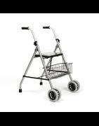 Andadores de dos ruedas
