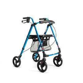 Andadores de cuatro ruedas - ortopedia