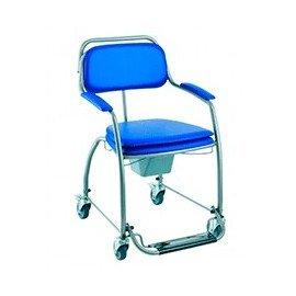 SILLAS DE RUEDAS CON WC - ortopedia