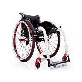Sillas de ruedas activas - ortopedia