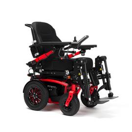 Sillas de ruedas eléctricas para exteriores - ortopedia