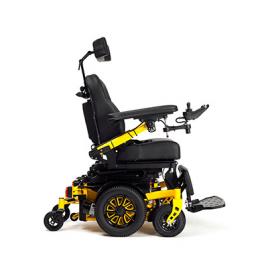 Sillas de ruedas eléctricas tracción central - ortopedia