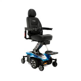 Sillas de ruedas eléctricas elevables - ortopedia