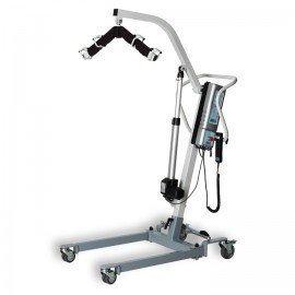 Grúas de traslado y elevación de pacientes dependientes - ortopedia