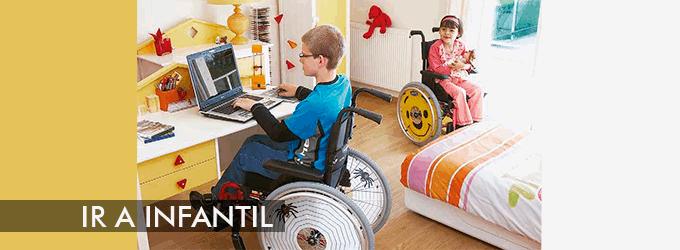 Ortopedia infantil en Badajoz