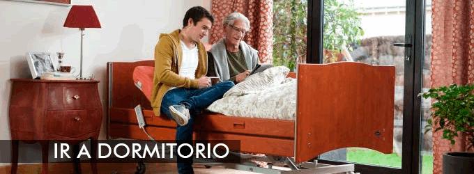 Ortopedia en Guipúzcoa Dormitorio