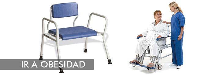 Obesidad Ortopedia León