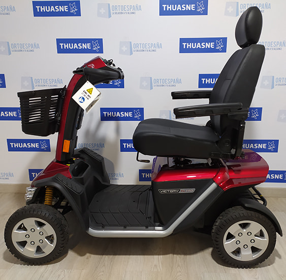 Scooter eléctrico victory xl 140 pride mobility