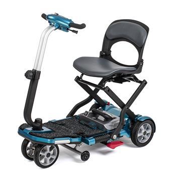 Scooter eléctrica brio