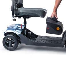 batería extraíble scooter i-confort