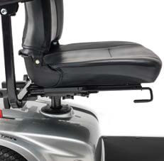 asiento regulable en profundidad scooter i-tauro