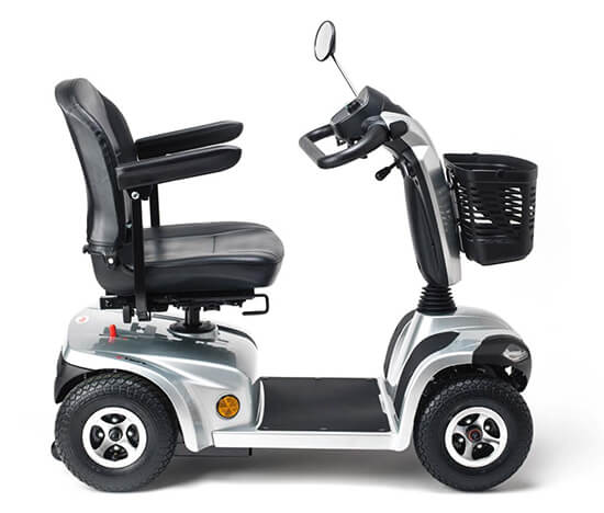 scooter eléctrica I-Tauro