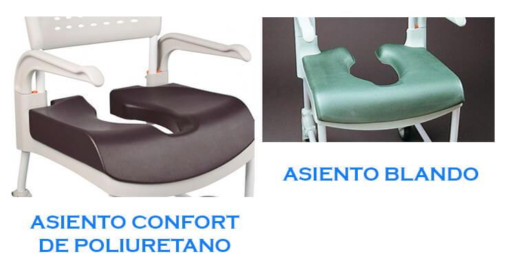 asientos silla clean